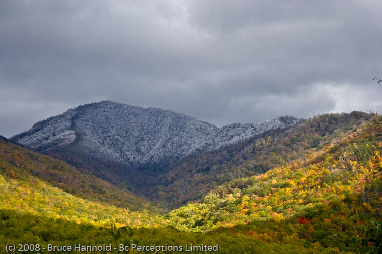 A late October Icing on Leconte